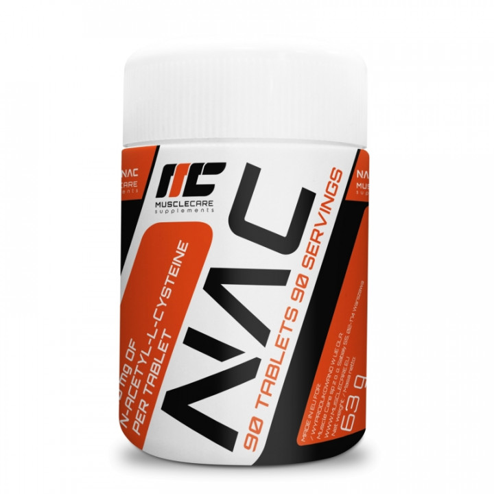 Muscle Care NAC