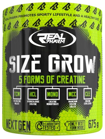 Real Pharm - Size Grow 675gr.