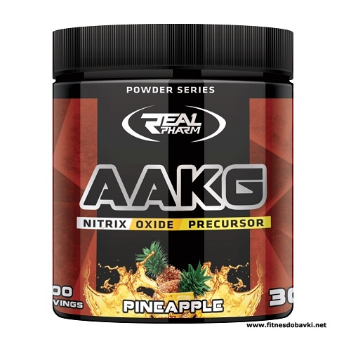 Real Pharm AAKG - Pineapple, Powder