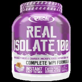 Real Pharm ISOLATE 100 - Cookies