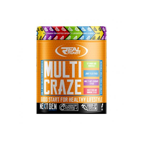 Real Pharm Multi Craze