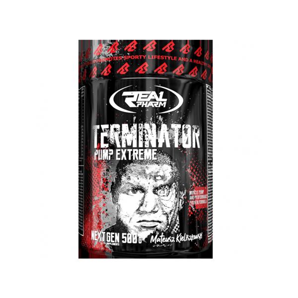 Real Pharm Terminator Pump 500g
