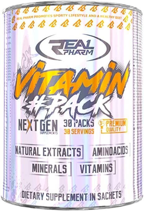Real Pharm Vitamin Pack 30 Sachets