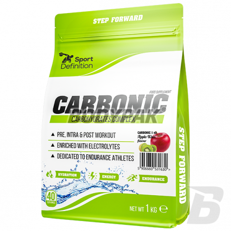 Sport Definition Carbonic 1000g - Apple + Kiwi
