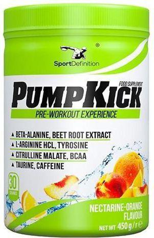 Sport Definition Pump Kick - Nectarine+Orange