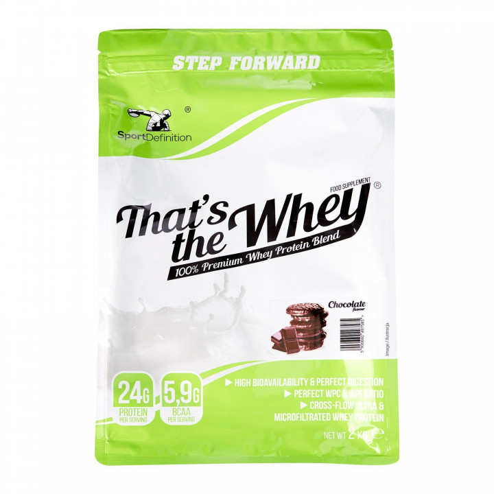 Sport Definition That's The Whey 2kg - Chocolate