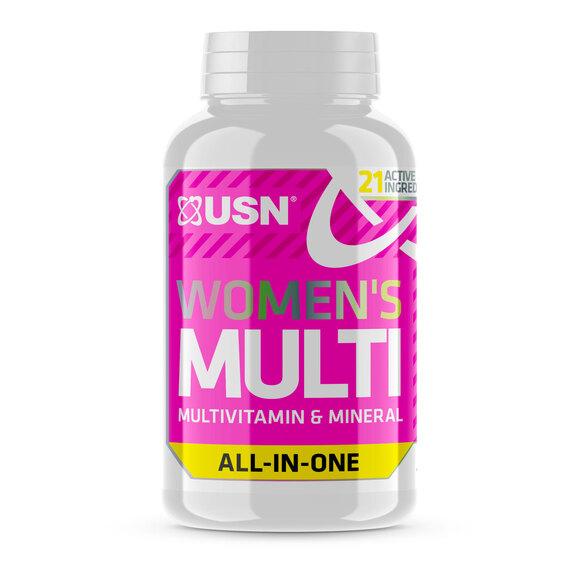 USN - Womens Multivitamin + Mineral (90 tablets)