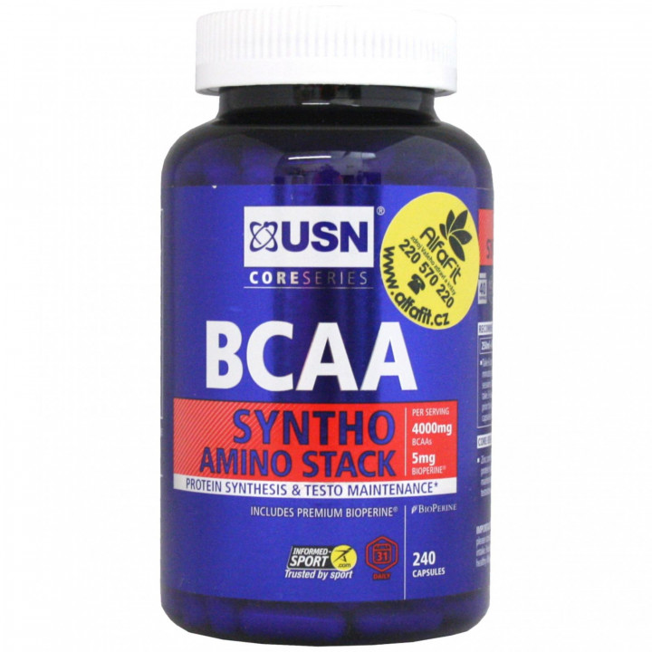 USN BCAA SYNTHO STACK 240'S