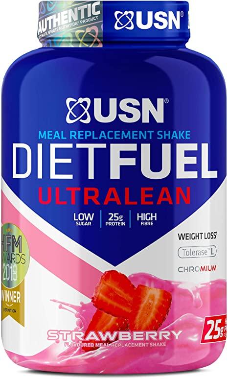 USN DIET FUEL 2KG - STRAWBERRY