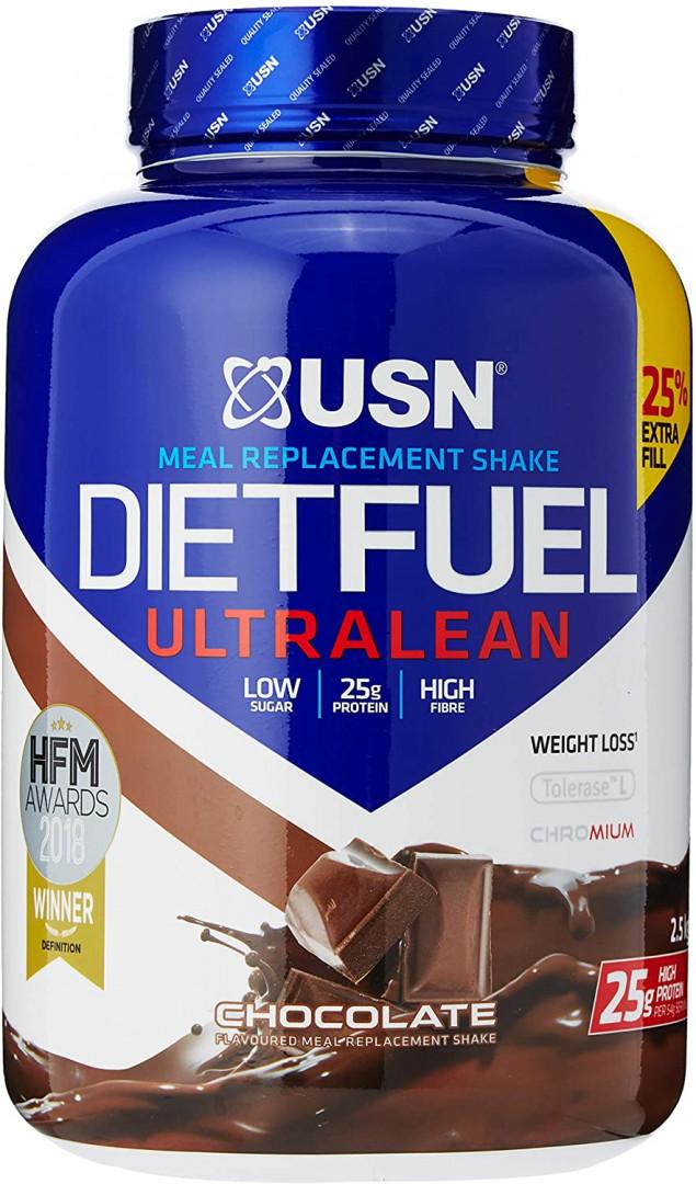 USN DIET FUEL 2KG - CHOCOLATE