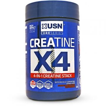 USN CREATINE X4 120'S