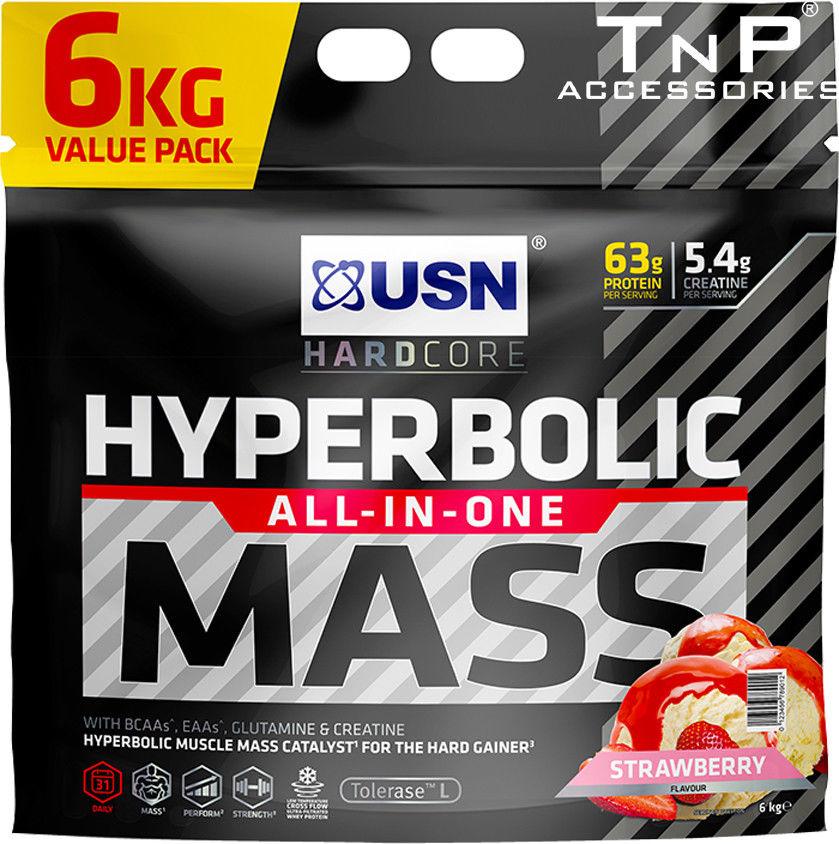 USN HYPERBOLIC MASS 6KG - STRAWBERRY
