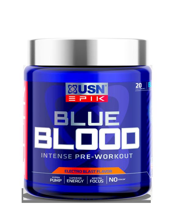USN BLUE BLOOD - ELECTRO BLAST 380G