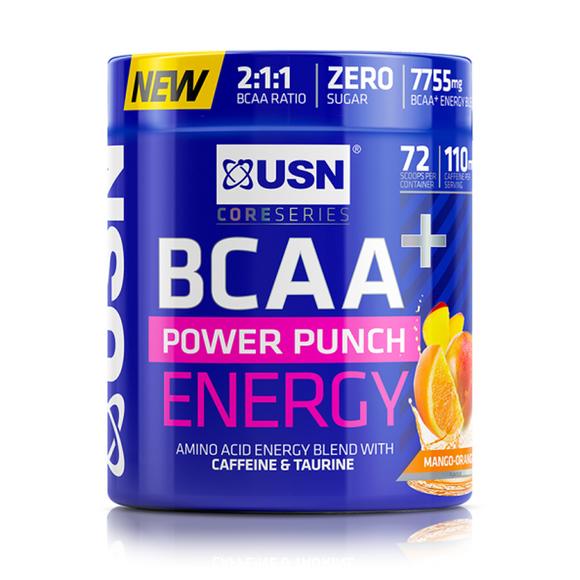 USN BCAA POWER PUNCH 400G - Watermelon