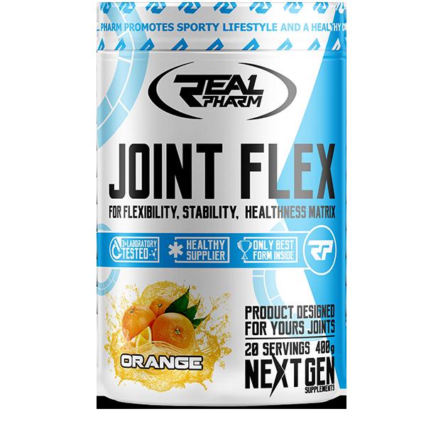 REAL PHARM JOINT FLEX 400G - FRUIT PUNCH