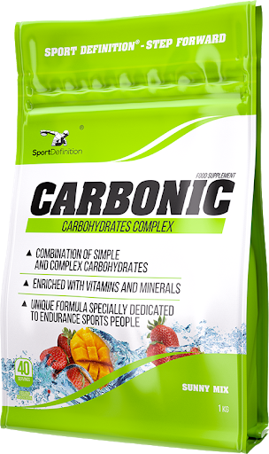 Sport Definition Carbonic 1000g - Sunny Mix