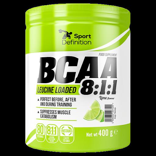 Sport Definition BCAA 8.1.1 400g - Natural