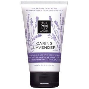Apivita Body Cream Caring Lavender 150ml