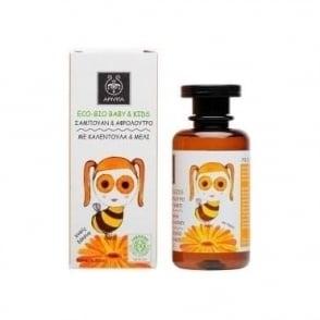 Apivita Eco - Bio Baby & Kids Mild Body Shower