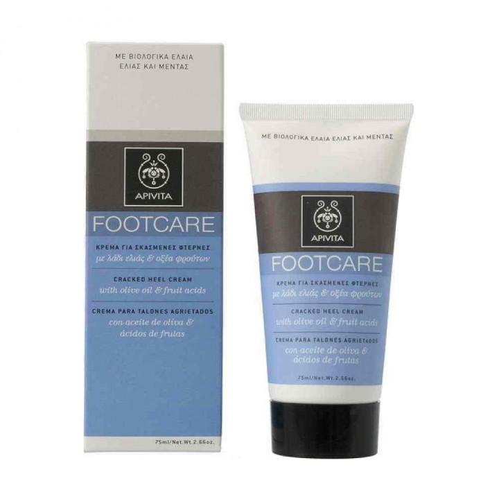 Apivita Footcare Cracked Heel Cream 75ml
