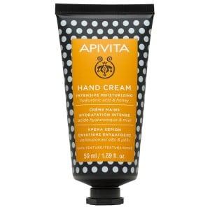 Apivita Hand Intensive Moisturizing Cream with Hyaluronic Acid & Honey 50ml