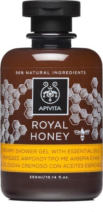 Apivita Honey Shower Gel 300ml