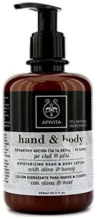 Apivita Moisturizing Hand & Body Olive & Honey