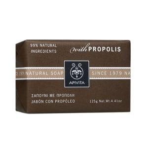 Apivita Natural Soap Propolis For Oily Skin