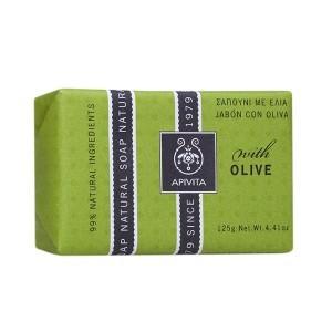 Apivita Natural Soap Olive 100gr