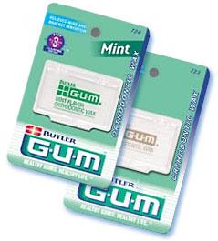 Butler Gum 723 Orthodontc Wax Unfl