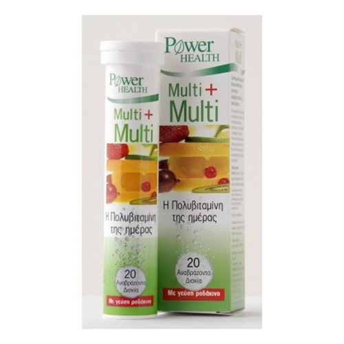 Power Health Multi + Multi Effervescent 20 Tablets