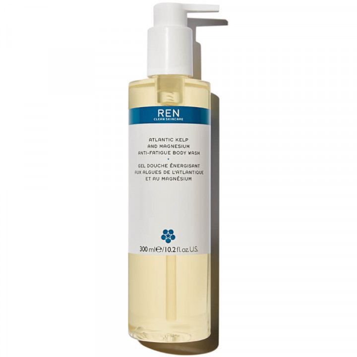 Ren Atlantic Kelp and Magnesium Body Wash 300ml