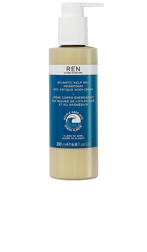 Ren Atlantic Kelp and Magnesium Body Cream 200ml