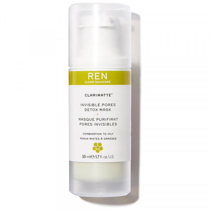Ren Invisible Pore Detox Mask 50ml