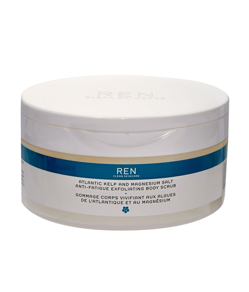 Ren Antlantic Kelp and Magnesium Salt Body Scrub 150ml