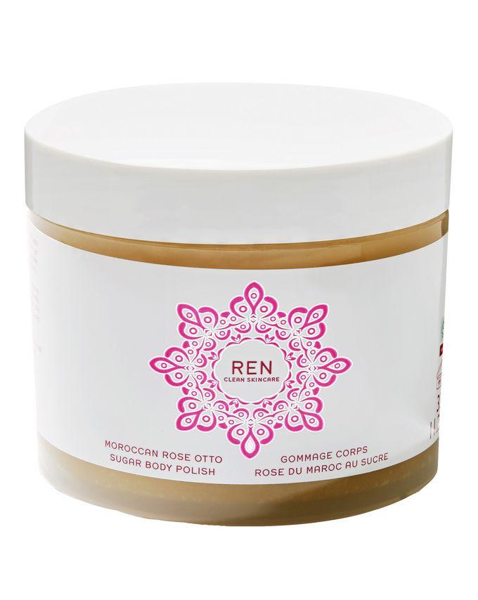 Ren Moroccan Rose Otto Sugar Body Polish 330ml