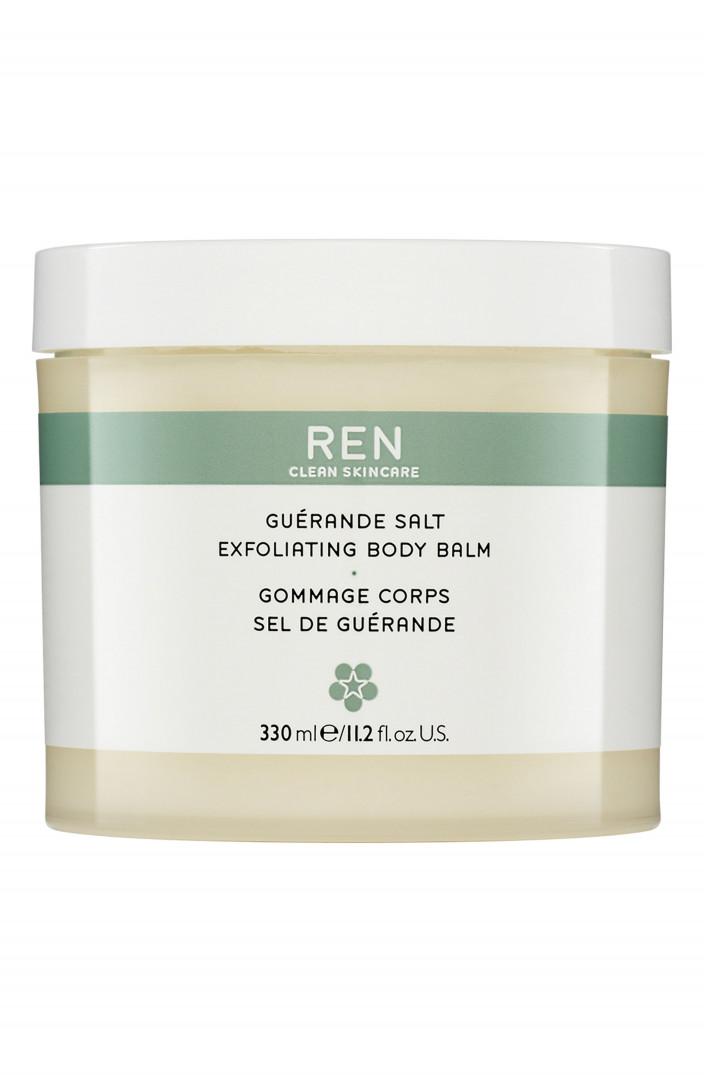 Ren Guerande Salt Exfoliating Body Balm 330ml