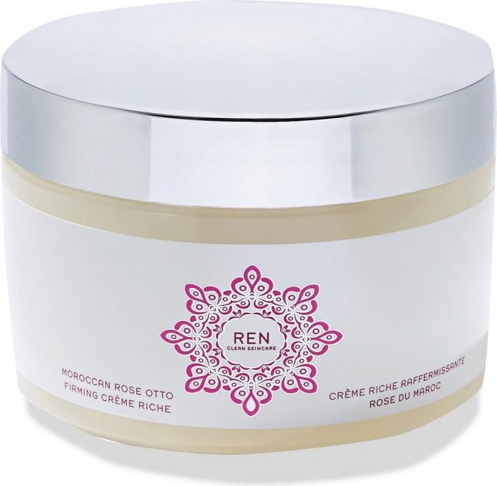 Ren Moroccan Rose Firm Cream 200ml