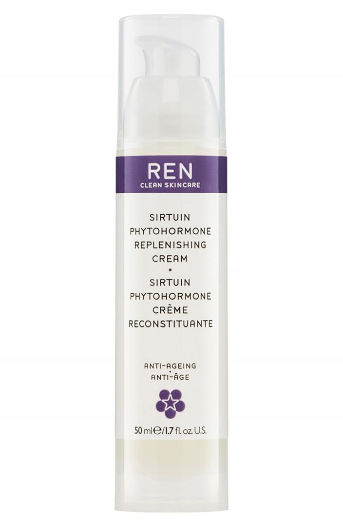 Ren Sirtuin Phytohormone Replenishing Cream 50ml