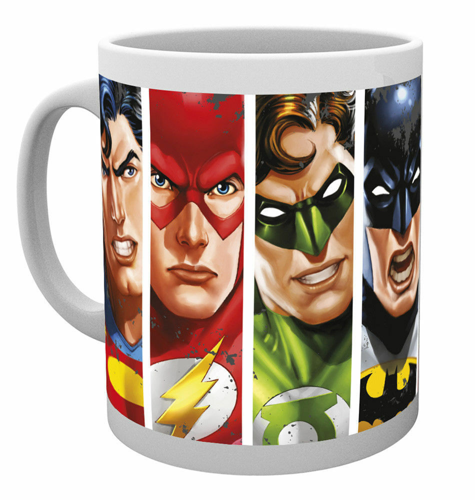 GBeye - Justice League - Licensed Mug