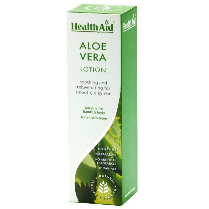 Health Aid Aloe Vera Hand & Body LOTION 250ml