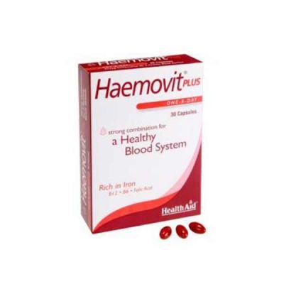 Health Aid Haemovit Plus 30 Capsules