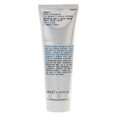 Korres Absinthe Shave Cream 150ml