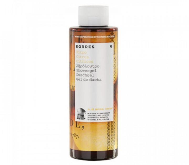 Korres Citrus Shower Gel 250ml