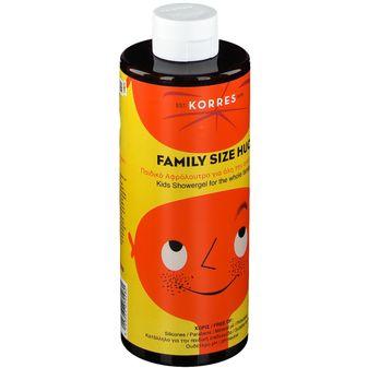 Korres Family Shower Gel 400ml