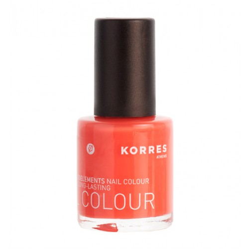 Korres Nail Color Coral Hibiscus 44