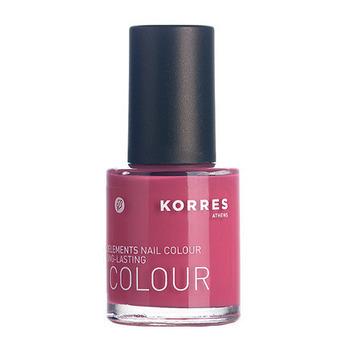 Korres Nail Color Cyclamen 23
