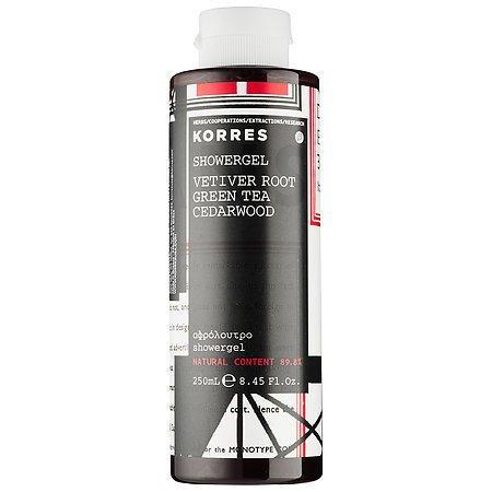 Korres Vetiver Root Shower Gel 250ml