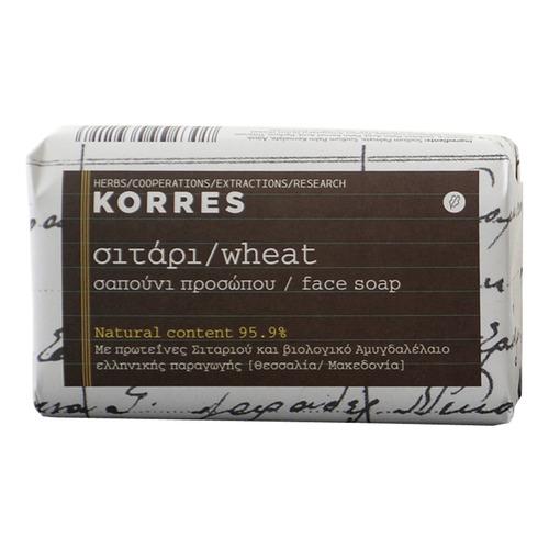 Korres Weat Soap 125g