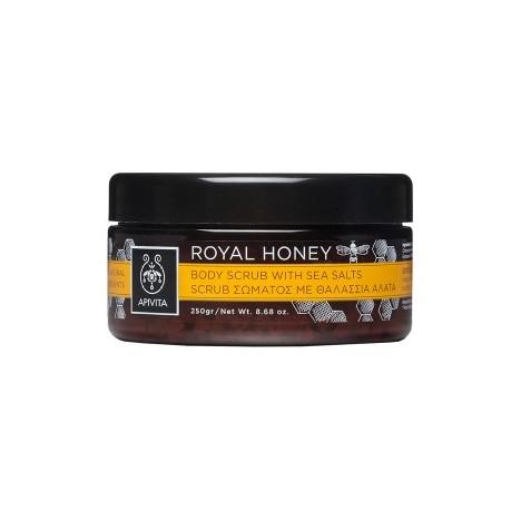 Apivita Honey Body Scrub 250gr